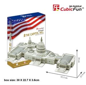Hình ảnh của Thượng viện Hoa Kỳ -The Capitol Hill (MC074h)