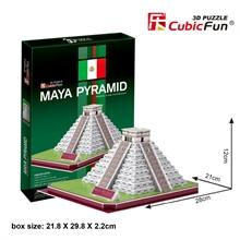 Hình ảnh của Kim tự tháp Maya - Mexico (C073h)