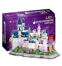 Hình ảnh của Led lâu đài cổ tích Đức - Neuschwanstein castle (L174h)