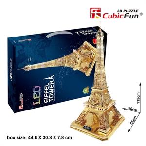 Hình ảnh của Led tháp Eiffel Gold - (L199h)