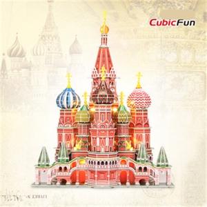 Hình ảnh của Led Quảng Trường Đỏ - St. Basil's Cathedral- (L519h)