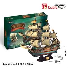 Hình ảnh của Tàu San Felipe - T4017h
