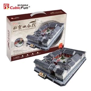 Hình ảnh của Nhà Tứ Hợp - Bejing Four Section Compound - MC142h