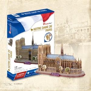 Hình ảnh của Nhà thờ Đức Bà Pari -Notre Dame De Paris- Pháp (MC054h-2)