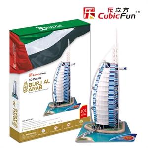 """Hình ảnh của Buji Al Arab-""""Khách sạn 7 sao""""-MC101h"""