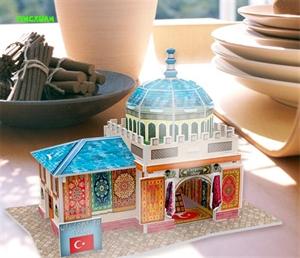 Hình ảnh của Bộ nhà truyền thống Thổ Nhĩ Kỳ - Carpets Shop-W3112h