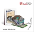 Hình ảnh của Bộ nhà truyền thống Pháp - Flower House Flavor - W3120h