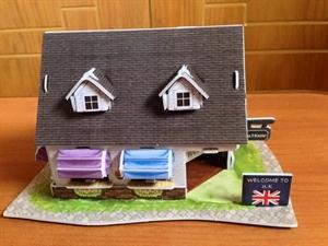 Hình ảnh của Bộ nhà truyền thống Anh - Bridal Tea House- W3105h