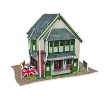 Hình ảnh của Bộ nhà truyền thống Anh -The sandwich shop- W3106h