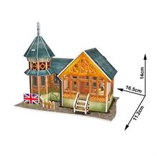 Hình ảnh của Bộ nhà truyền thống Anh -The villa UK- W3107h