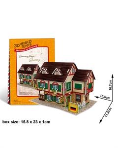 Hình ảnh của Bộ nhà truyền thống Đức - Grocery - W3127h