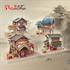 Hình ảnh của Bộ nhà truyền thống Trung Quốc -Longxiang Tavern- W3131h
