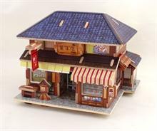 Hình ảnh của Japanese wooden house - Dessert house- F123