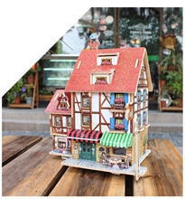 Hình ảnh của France wooden house - Cafe- F125