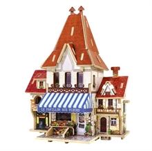 Hình ảnh của France wooden house - Flower Store- F126