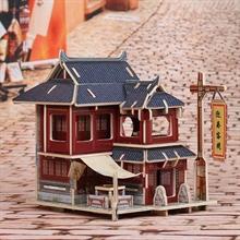 Hình ảnh của Chinese wooden house - Hotel- F128