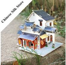 Hình ảnh của Chinese wooden house - Silk Store- F129