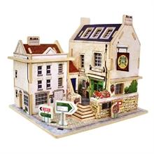 Hình ảnh của England wooden house - Bar- F133