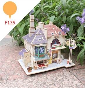 Hình ảnh của England wooden house - Tea House-F135