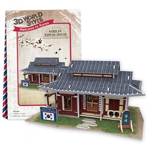 Hình ảnh của Bộ nhà truyền thống Hàn Quốc - Kimchi house- W3159h