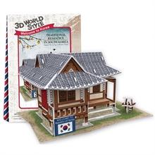 Hình ảnh của Bộ nhà truyền thống Hàn Quốc - Traditional Residence -W3157h