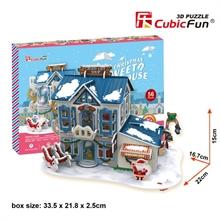 Hình ảnh của Christmas Candy Gift Shop-Sweet house-P648h