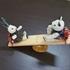 Hình ảnh của Gấu và Thỏ Chơi Bập Bênh ET18-0007