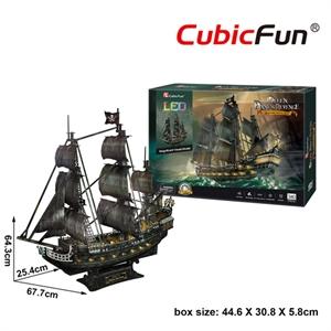 Hình ảnh của Led Tàu Cướp Biển Queen Anne's Revenge L520h
