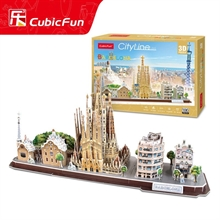 Hình ảnh của City Line Barcelona - Tây Ban Nha - MC256h