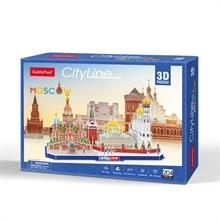 Hình ảnh của City Line Moscow - Nga - MC266h