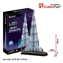 Hình ảnh của Led Burj Khalifa - (L133h)