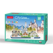 Hình ảnh của City Line Bavaria - Đức - MC267h