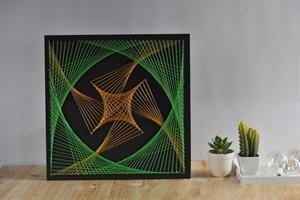 Hình ảnh của Tranh Vuông cách điệu 40 x 40 cm