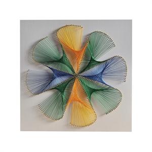 Hình ảnh của Tranh Hoa cách điệu 40 x 40 cm