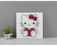 Hình ảnh của Tranh Kitty 30 x 30 cm