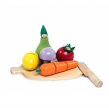 Hình ảnh của Đồ chơi gỗ Winwintoys - Bộ 5 loại trái cây - 60032