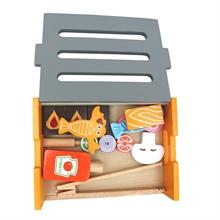 Hình ảnh của Đồ chơi gỗ Winwintoys - Bếp nướng. - 66032
