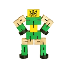 Hình ảnh của Đồ chơi gỗ Winwintoys - Luồn thun Robo - 60052