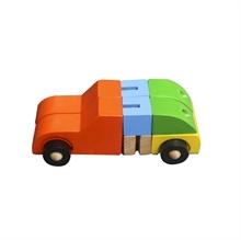 Hình ảnh của Đồ chơi gỗ Winwintoys - Xe biến hình robot.  - 65052
