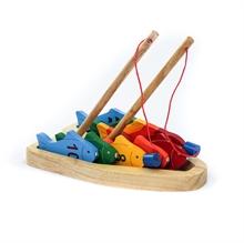 Hình ảnh của Đồ chơi gỗ Winwintoys - Câu 10 cá số - 60362