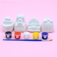 Hình ảnh của Bộ tô tượng Phương Tiện Giao Thông Star Kids KK-002