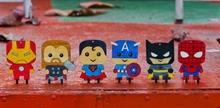 Hình ảnh của Bộ Tô màu gỗ - Siêu anh hùng TN013