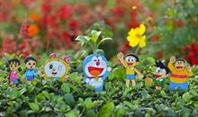 Hình ảnh của Bộ Tô màu gỗ - Doraemon TN016