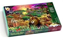 Hình ảnh của Tranh xếp hình EVA 35 mảnh- Hoàng Hôn Safari 35-012