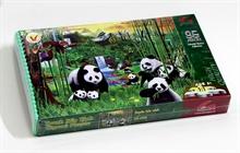 Hình ảnh của Tranh xếp hình EVA 35 mảnh- Panda Tiên Cảnh 35-006