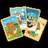 Hình ảnh của Combo 4 Tranh Xếp hình A5 (12 mảnh) - Gấu và Sư Tử A5-021