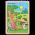 Hình ảnh của Combo 4 Tranh Xếp hình A5 (12 mảnh) - Rừng Và Động Vât Qua 4 Mùa  A5-038