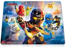 Hình ảnh của Tranh Xếp hình A3 (48 mảnh) - Ninja Go A3-074
