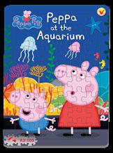 Hình ảnh của Tranh Xếp hình A3 (48 mảnh) - Peppa Pig Aquarium A3-105