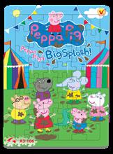 Hình ảnh của Tranh Xếp hình A3 (48 mảnh) - Peppa Pig Big Splash A3-106
